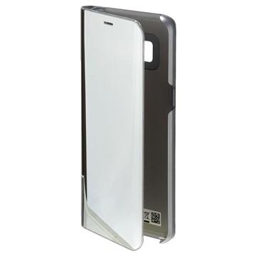 Samsung Clear View EF-ZG950CS pouzdro flip Samsung Galaxy S8 stříbrné