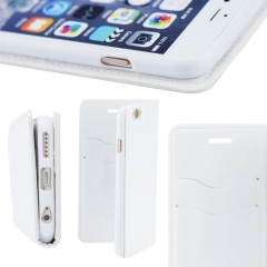 Magnet Book pouzdro flip Apple iPhone 6/6s bílé