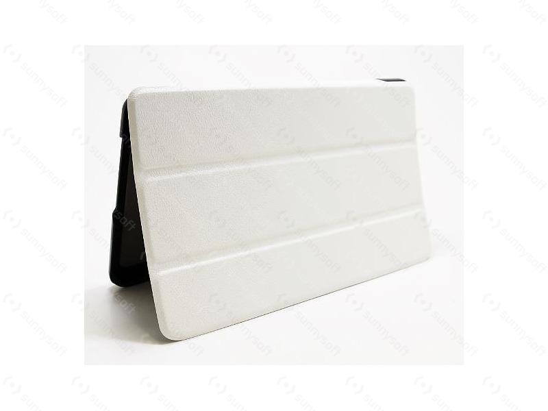 Originál Folio flipové pouzdro pro Huawei MediaPad T1 8.0 bílé