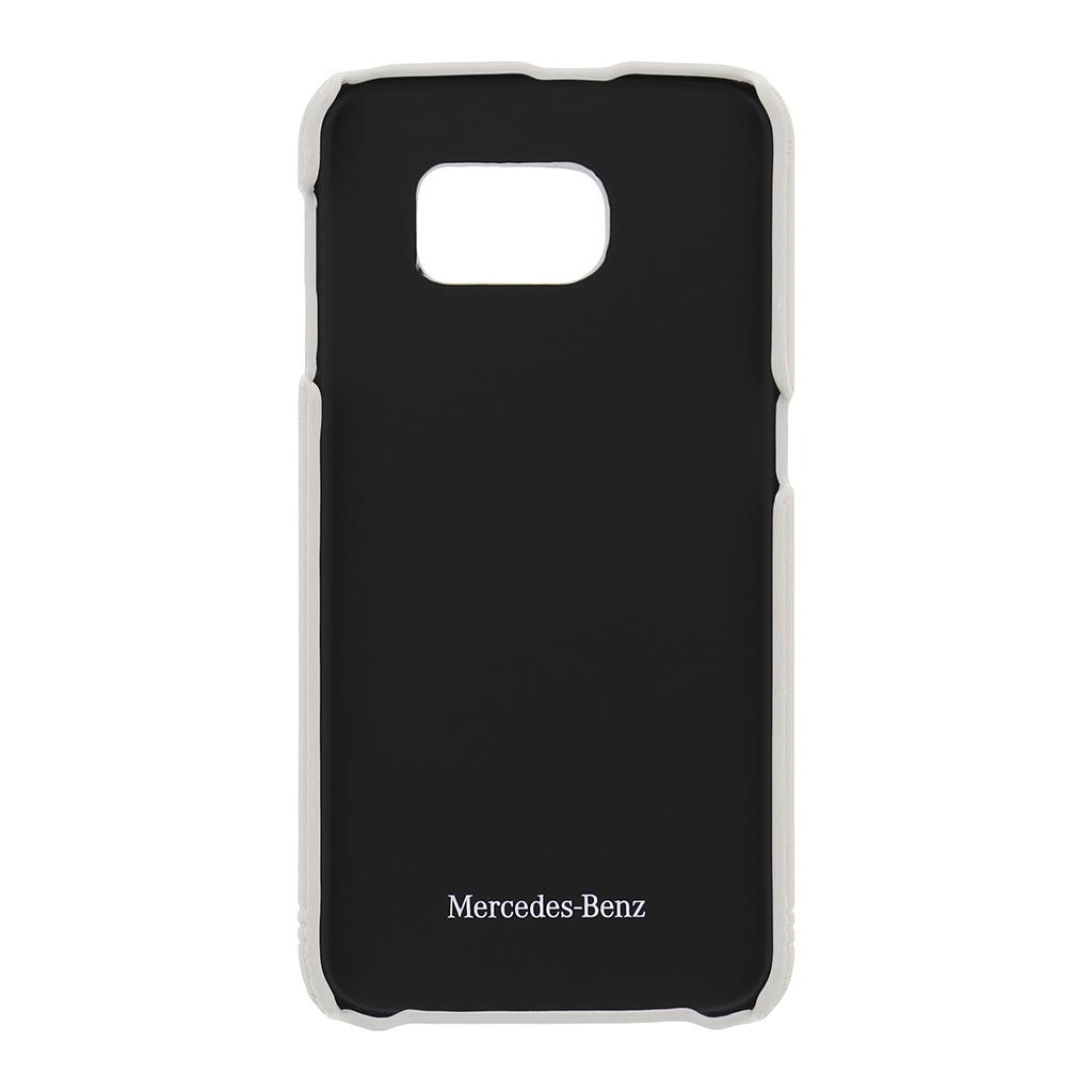 MEHCS6EMSBK Zadní kryt Mercedes Grill Samsung Galaxy S6 černý