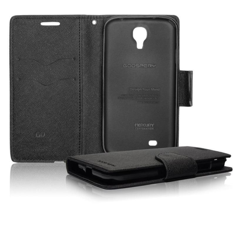 Fancy Diary flipové pouzdro LG K8 černé