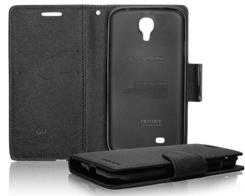 Pouzdro flip pro Sony Xperia Z5 Compact Fancy Diary černé