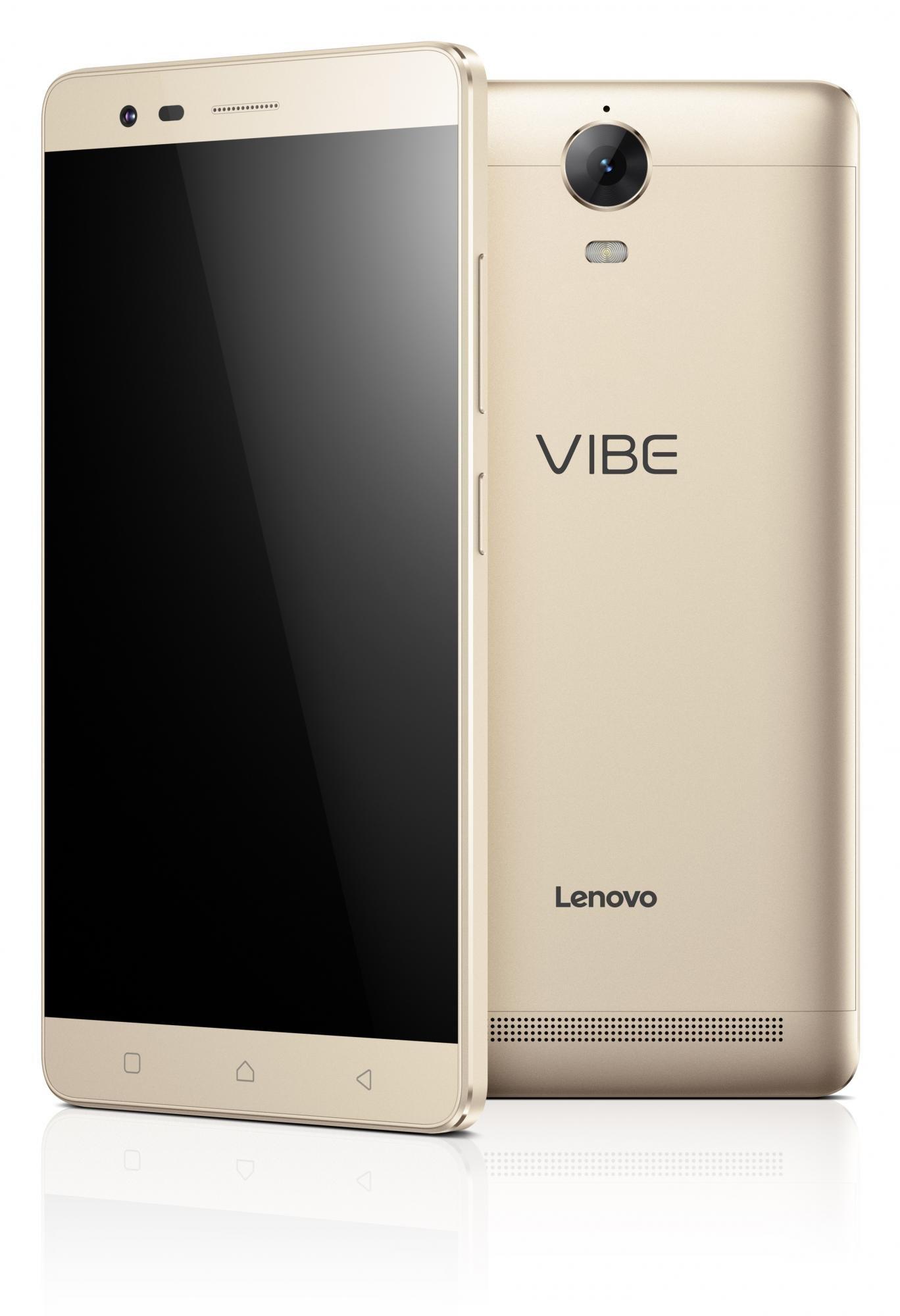 Lenovo Vibe K5 Note Dual SIM Gold
