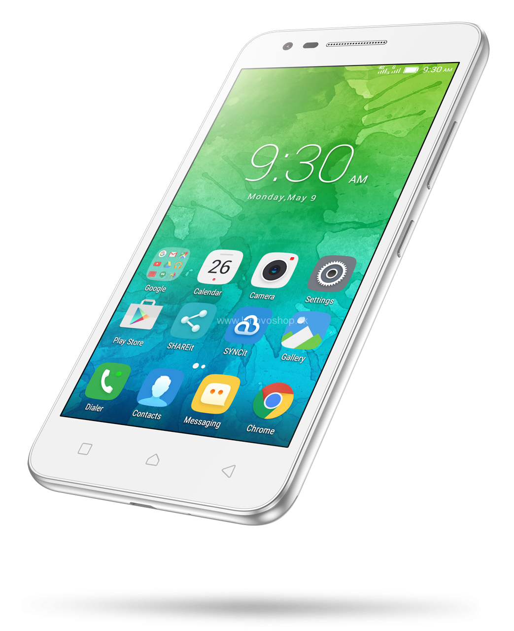 Lenovo C2 Power Dual Sim White