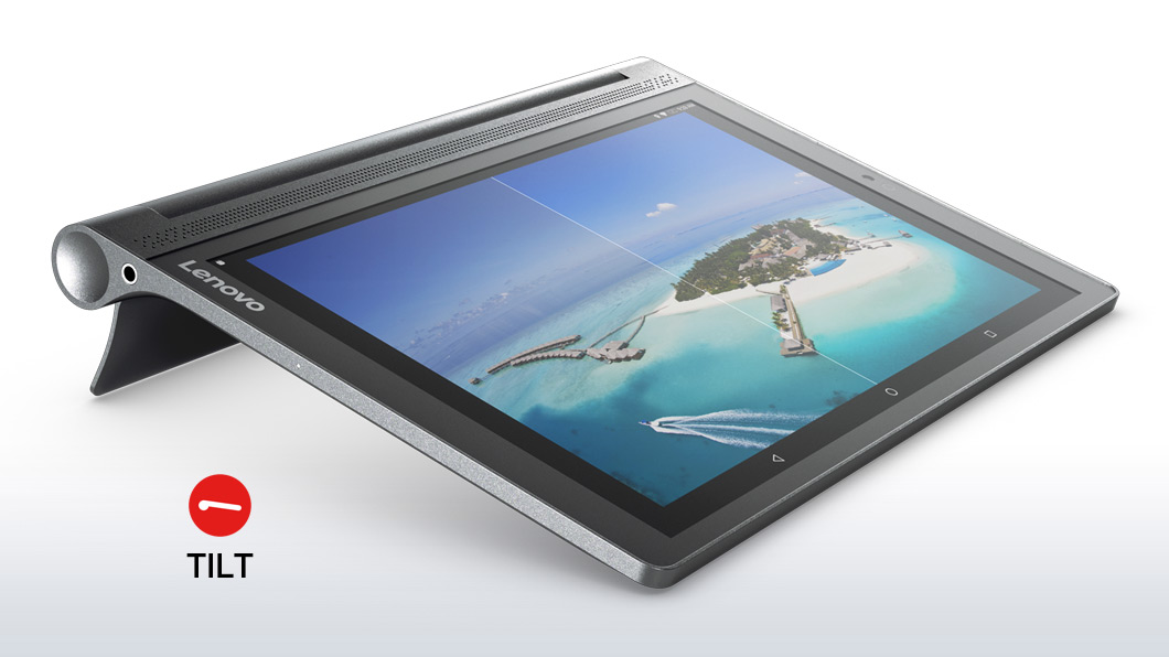 Lenovo Yoga Tablet 3 Plus Puma Black
