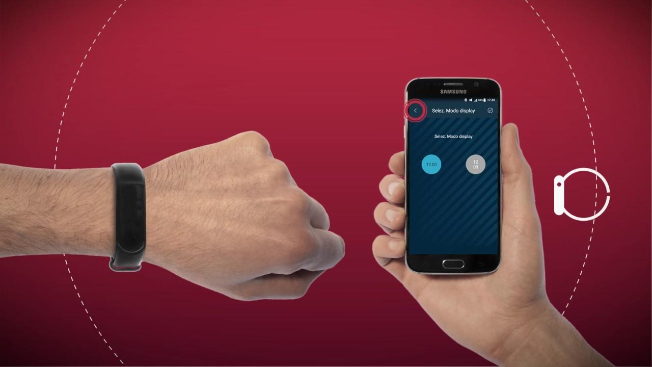 CellularLine EasyFit Touch HR, Black
