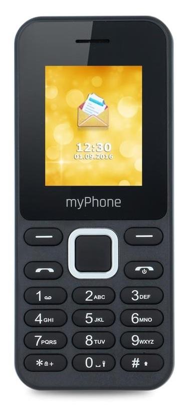 CPA myPhone 3310 Dual SIM Black