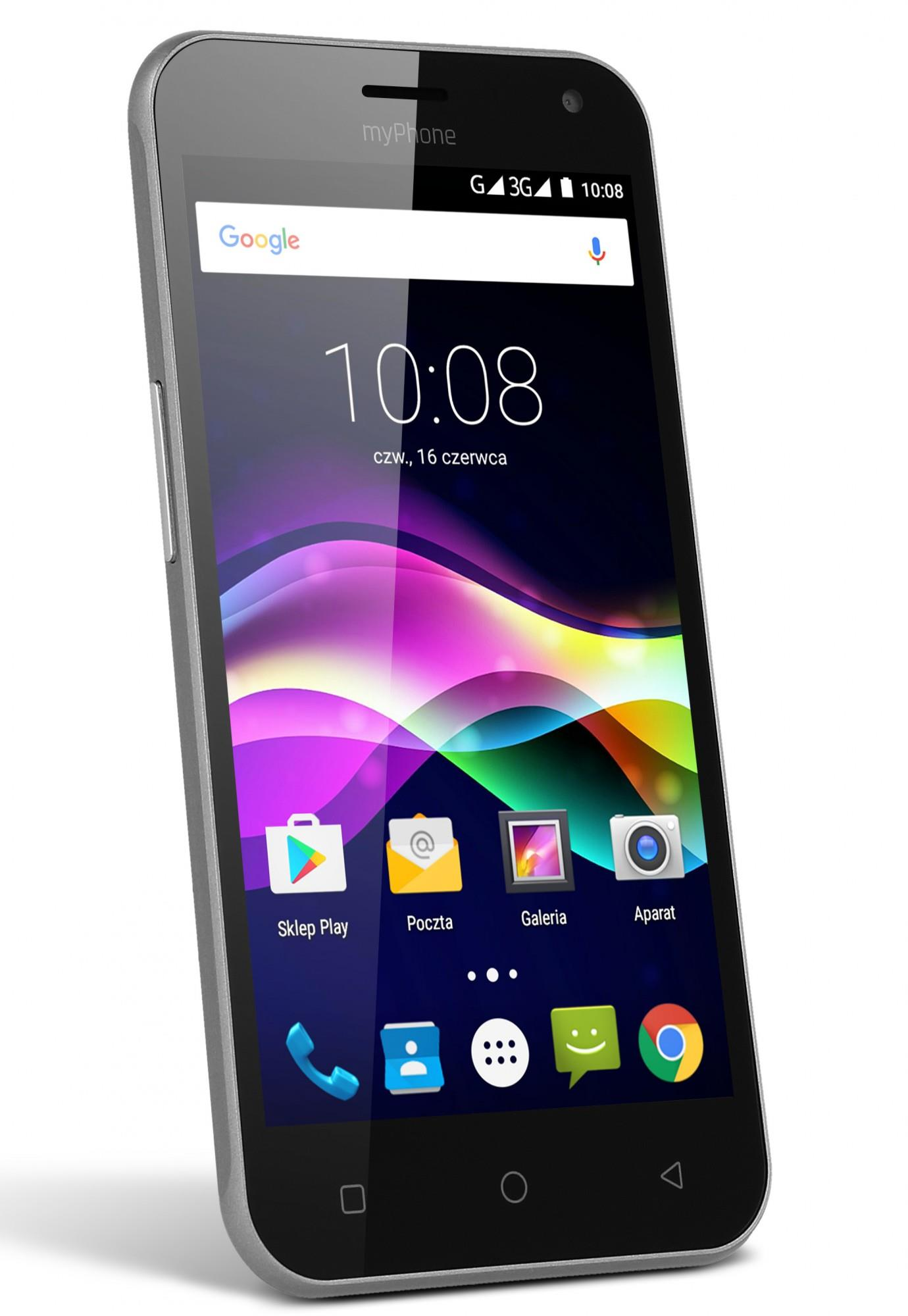 CPA myPhone FUN 5 Dual SIM Gold