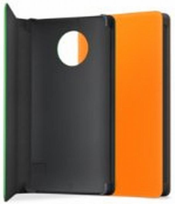 Nokia Folio CP-637 flipové pouzdro Nokia Lumia 930 oranžové