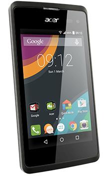 Mobilní telefon Acer Liquid Z220 Dual Sim White