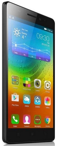 Lenovo A7000 LTE Dual SIM Black + zadní kryt a folie zdarma