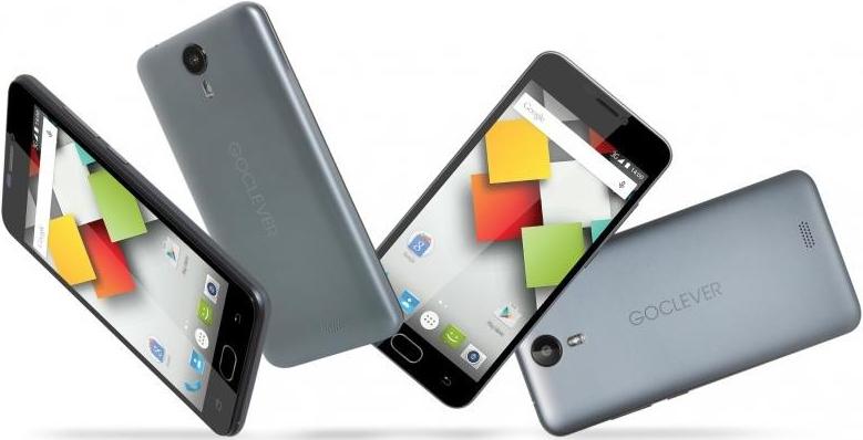 GoClever Quantum3 500 LTE Grey