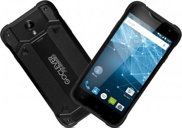 GoClever Quantum2 500 Rugged LTE Black