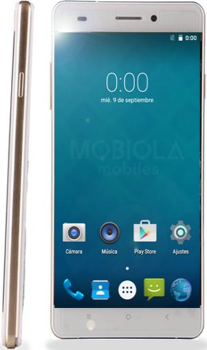 Mobiola Infinity Dual SIM White