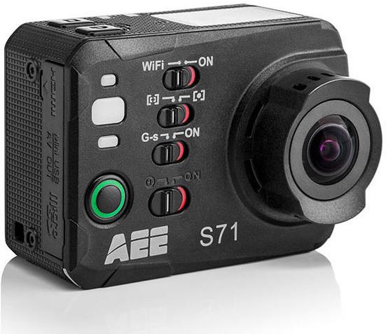 Akční kamera MagiCam S71 Touch