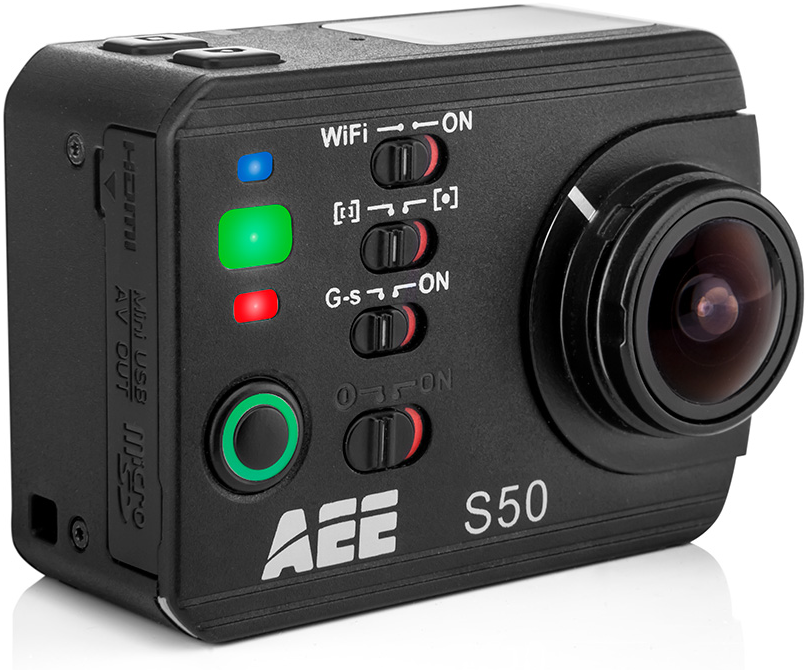 Akční kamera MagiCam S50+