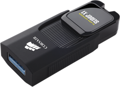 Flash disk Corsair Flash Voyager Slider X1 64GB USB 3.0