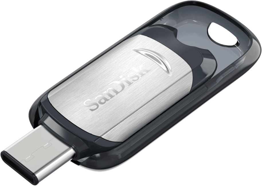 Flash disk SanDisk Ultra 64GB USB-C