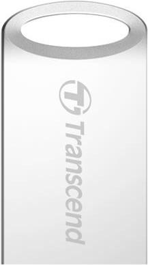 Flash disk Transcend JetFlash 510S 32GB USB 2.0 Silver