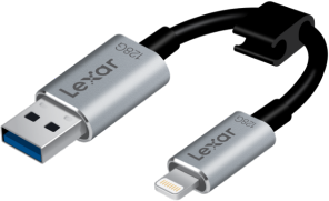OTG flash disk Lexar JumpDrive C20i 32GB Lightning / USB 3.0