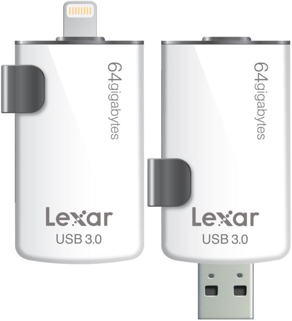 OTG flash disk Lexar JumpDrive M20i 32GB Lightning / USB 3.0
