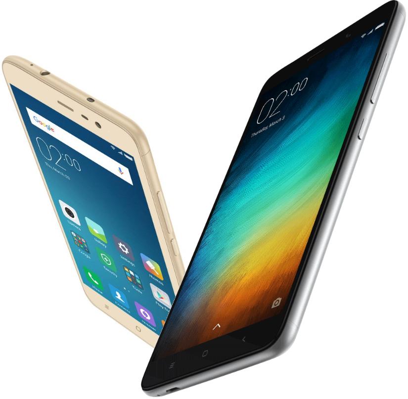 Xiaomi Redmi Note 3 Dual SIM 16GB White