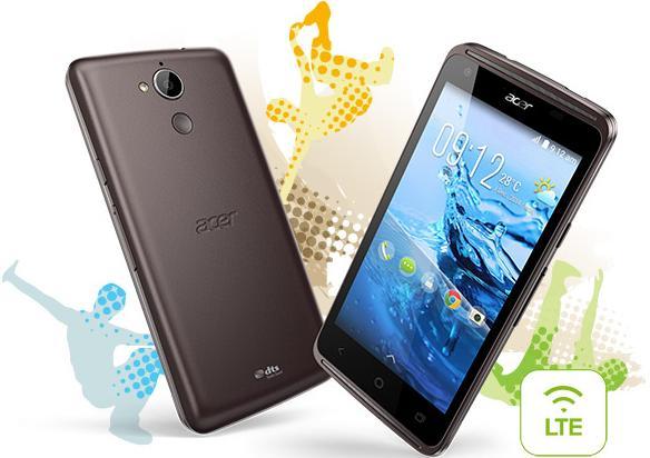Mobilní telefon Acer Liquid Z410 8GB White