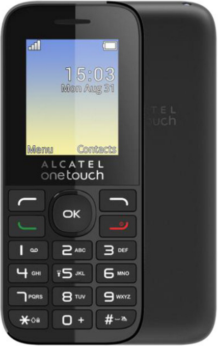 Alcatel 1016G Black