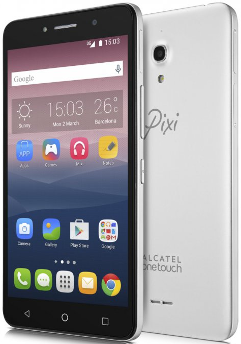 Alcatel Pixi 4 (6) 8050D Metal Gold
