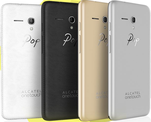 Alcatel OneTouch POP 3 (5.5) Gold - 5025D