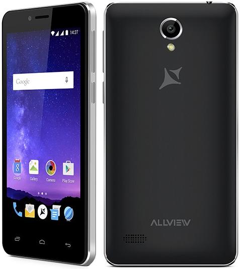 Allview A5 Quad Plus Black