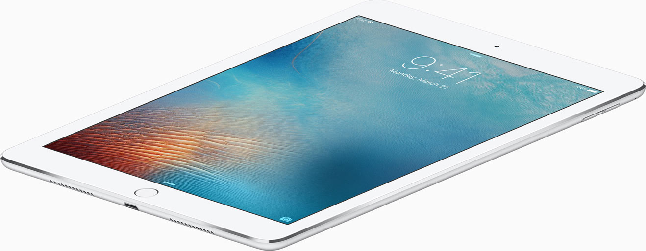 iPad Pro Wi-Fi Cellular 128GB Gold