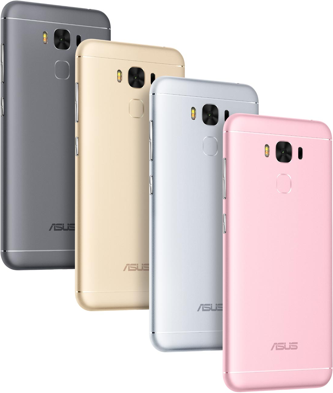 Mobilní telefon mobil smartphone Asus ZenFone 3 Max ZC553KL Grey
