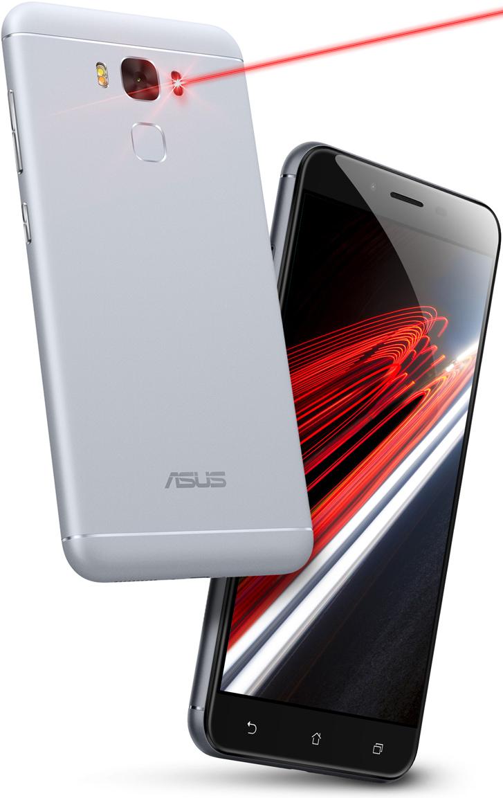 Mobilní telefon mobil smartphone Asus ZenFone 3 Max ZC553KL fotoaparát kamera camera