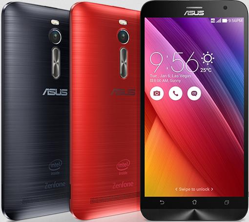 ASUS ZenFone 2 ZE551ML 64GB Gold