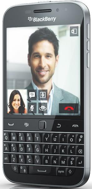 Mobilní telefon BlackBerry Classic Black