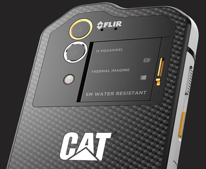 Odolný outdoor mobilný telefón Caterpillar CAT S60