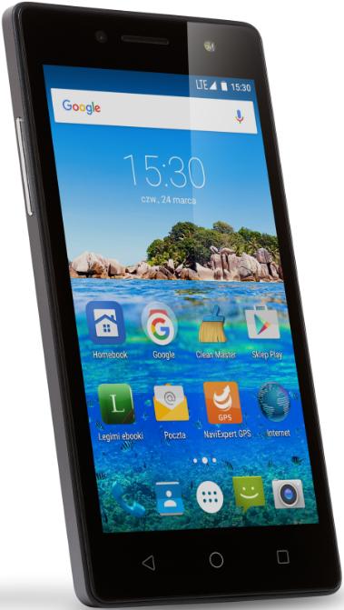 CPA myPhone Infinity II S Black