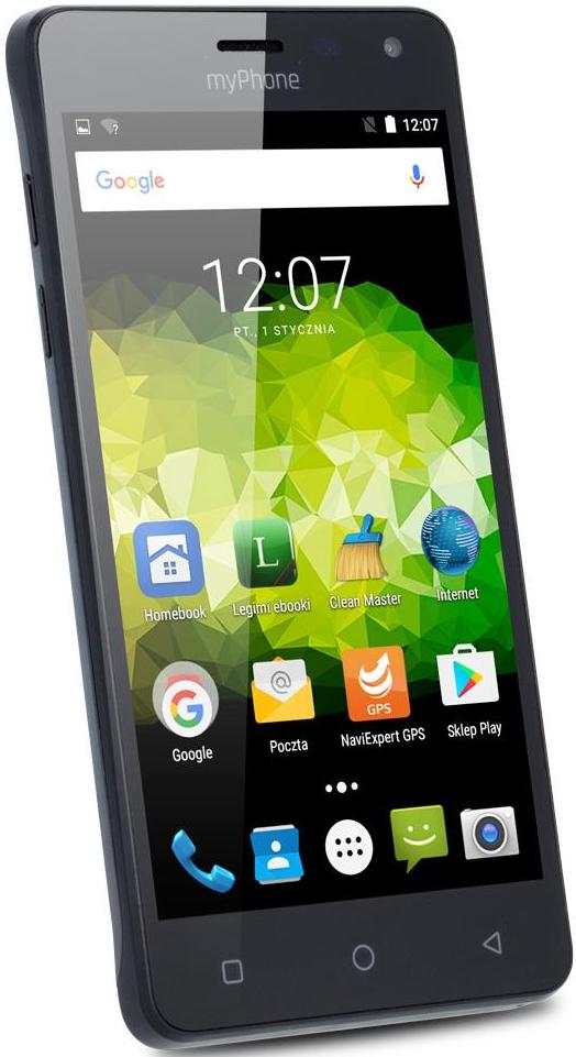 CPA myPhone PRIME Plus Dual SIM Gold