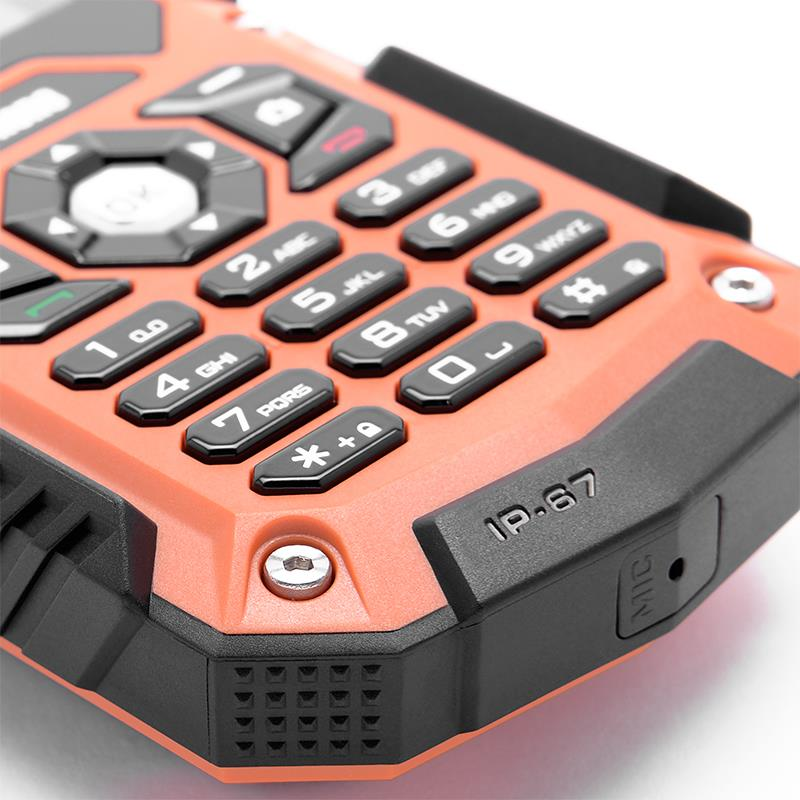 CPA myPhone HAMMER Dual SIM Orange / Black
