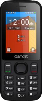 Gigabyte GSmart F240 Dual SIM Black