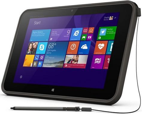 HP Pro Tablet 10 EE L2J88AA 10.1 32GB Wi-Fi + stylus Black