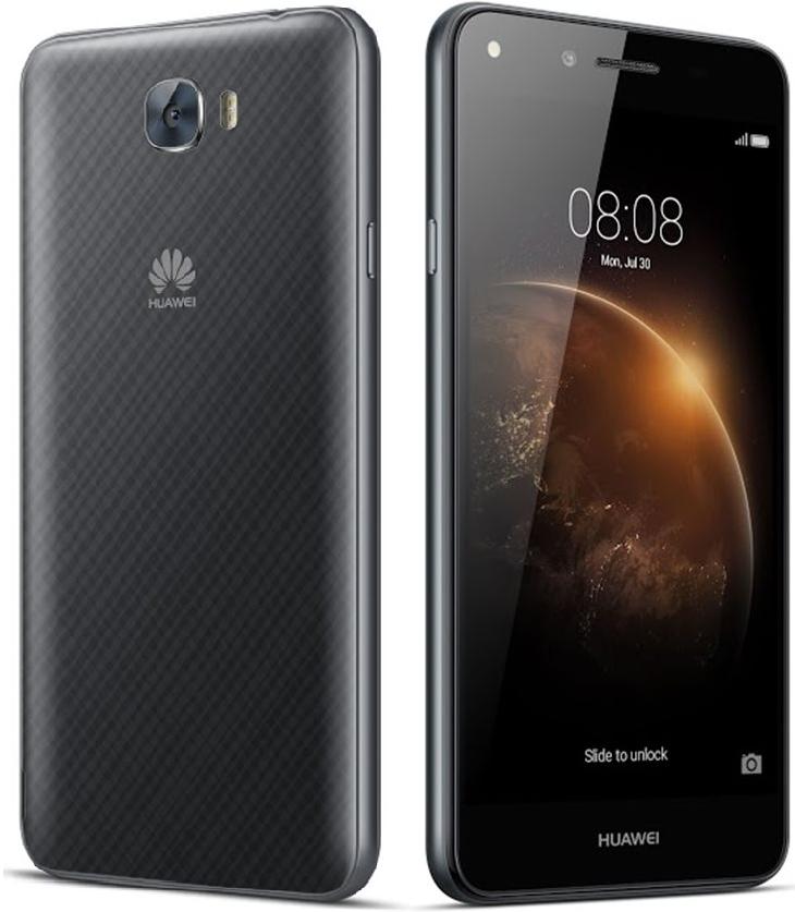 Huawei Y6 II Compact Dual Sim Black