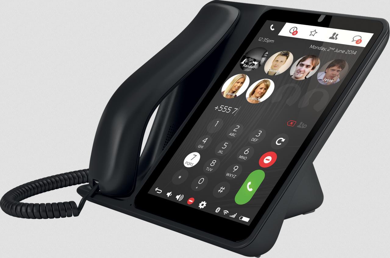 Mobilní telefon Jablocom RAVEN GDP-08