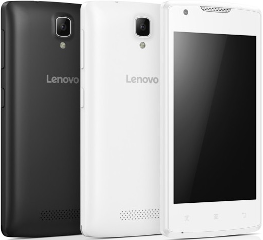 Lenovo Vibe A Single SIM Black