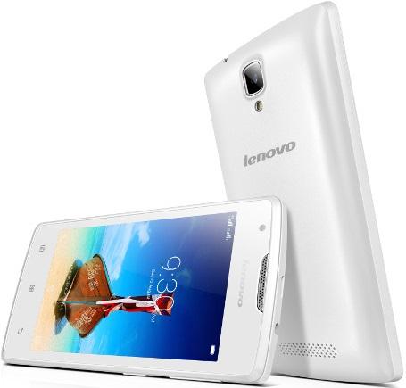 Smartphone Lenovo A1000 Black