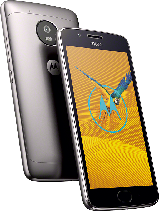 Lenovo Moto G5 Dual Sim 3GB / 16GB Grey