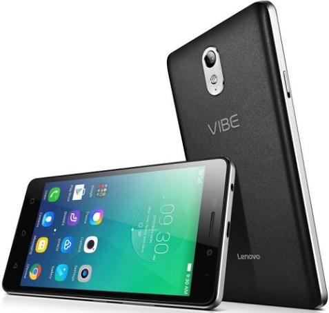 Lenovo Vibe P1m Dual SIM Black + zadní kryt a fólie na displej zdarma