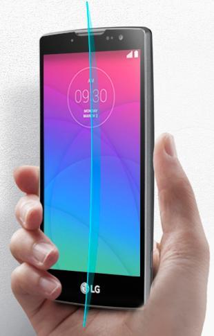 Mobilní telefon LG Spirit H420 Titan Black