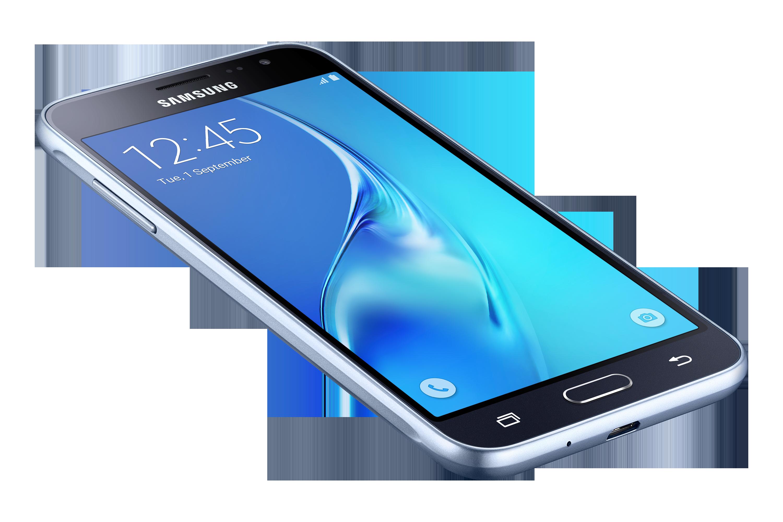 Samsung Galaxy J3 (2016) Duos J320 Black